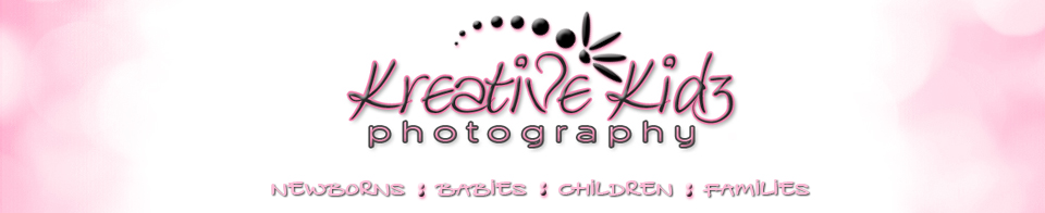 Kreative Kidz Photography logo